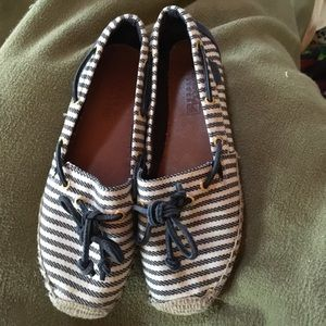 ⛵️Sperry Top-sider nautical flats⛵️